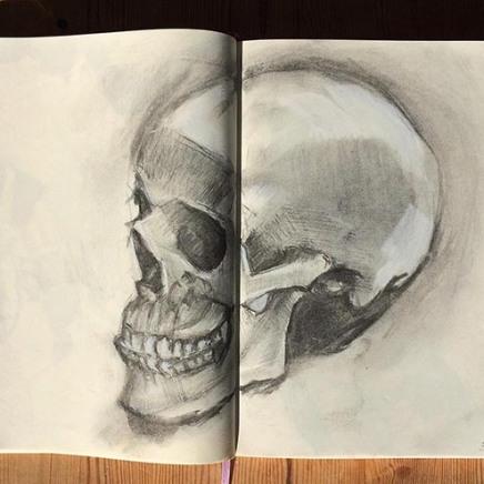 Skull Bethany Moore