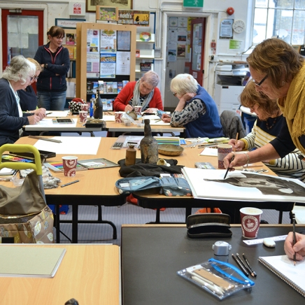 cowes_library_drawing_group_2